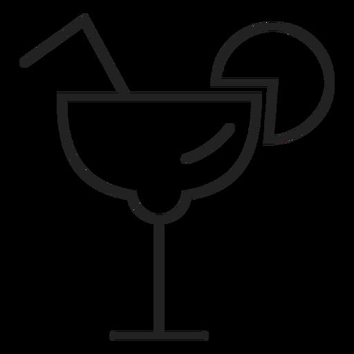 Margarita Glass Icon