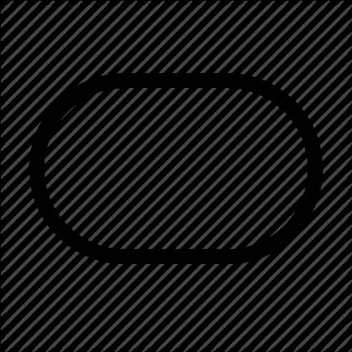 Chart, Flowchart, Terminator Icon
