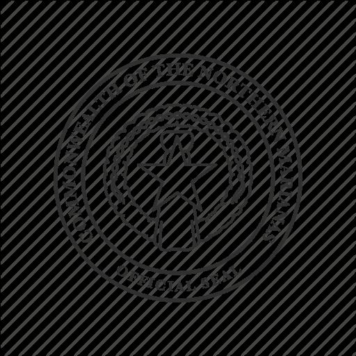Northern Marianas, Northern Marianas Symbol, Seal, Star Seal, Usa