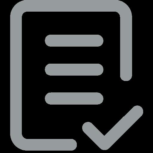 Vocabulary Test Icon