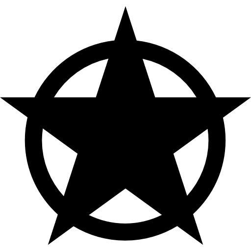 Circular Stars Logo Png Images