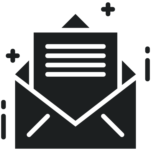 Envelope, Letter, Mail, Message Icon Free Of Digital Marketing