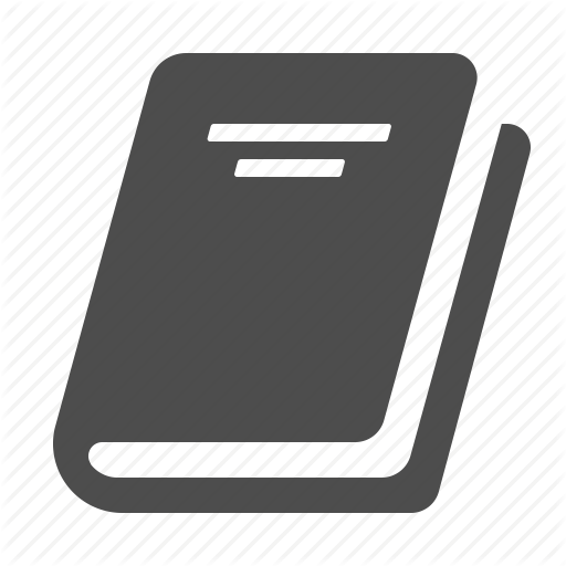 Book, Manual, Notebook, Textbook Icon