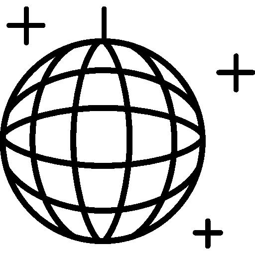 Spherical, Texture Icon