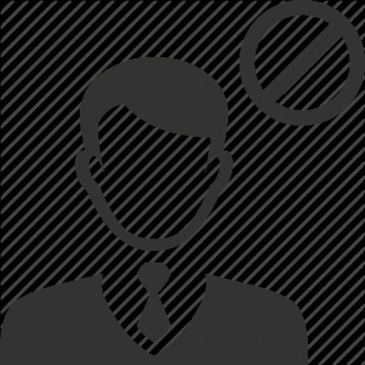 Download User Block Icon Clipart Computer Icons User Profile Clip Art