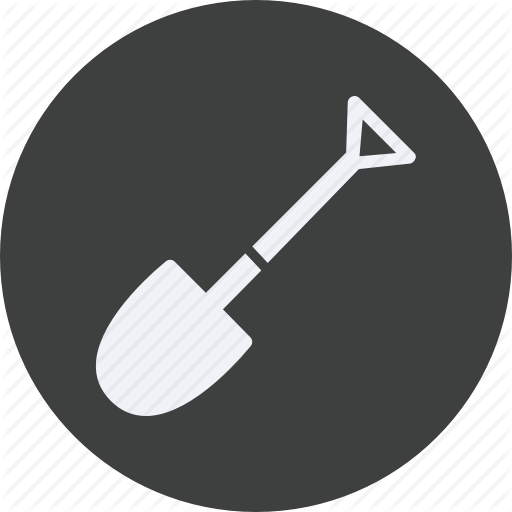 Eco, Ecology, Energy, Environment, Forest, Nature, Shovel Icon