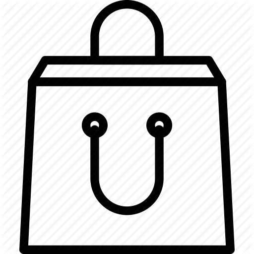 Bag Shopping Bags, Shopping, Shopping Bag Icon