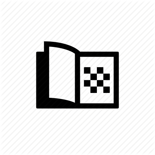 Book, Chess, Open, Strategy, Theory Icon