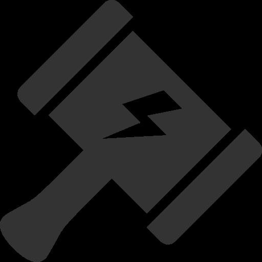 Hammer, Thor Icon