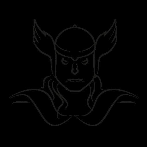 Avatar, Thor, Marvel Hero Icon