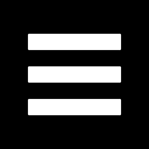 Hamburger, Stack, Navigation, Menu, List, Circle Icon