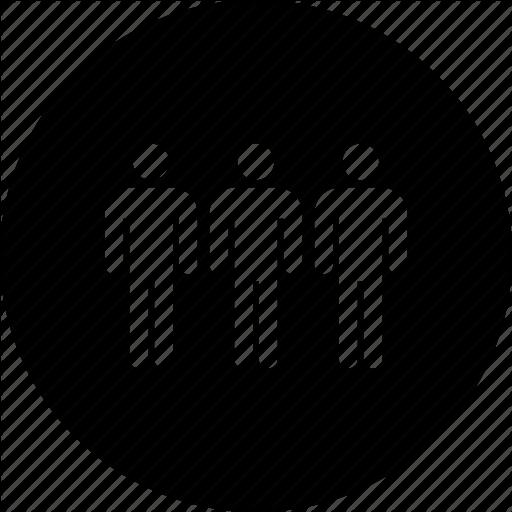 Graph, People, Three Icon