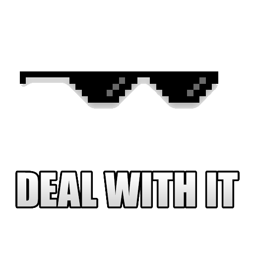 Deal With It Png Transparent Deal With It Images