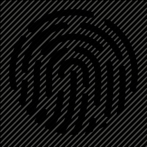 Apple, Finger, Fingerprint, Pay, Payment, Print, Security Icon