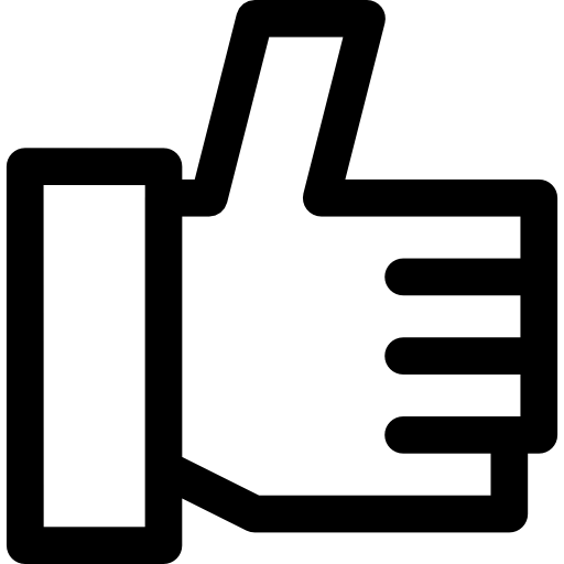 Thumb Up Icons Free Download