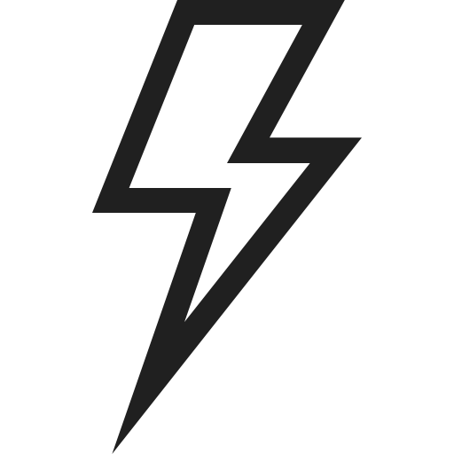 Thunderbolt, Nature, Weather Icon Png And Vector For Free Download