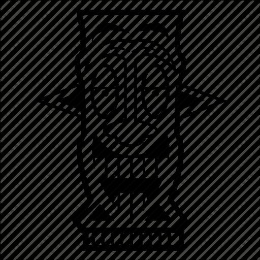 Tiki Icon
