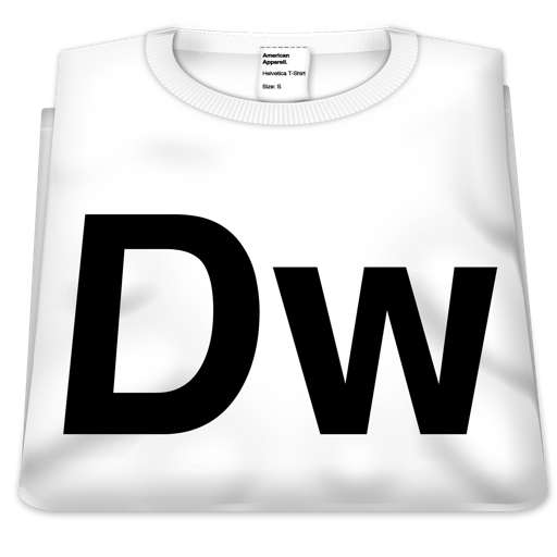 Dw Perspective Icon