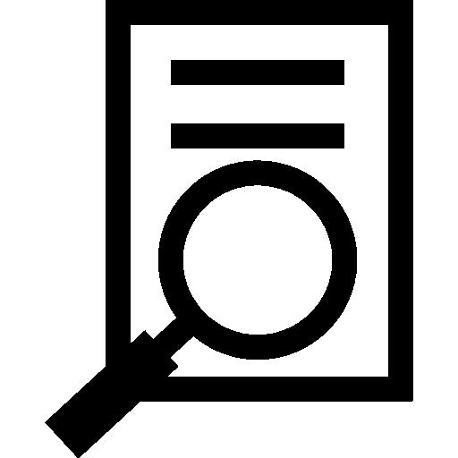 Interface Sheet Icon