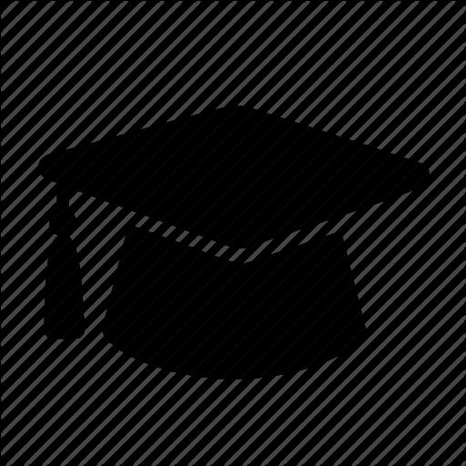 Caps, College, Education, Graduate, Hat, Toga Hat Icon