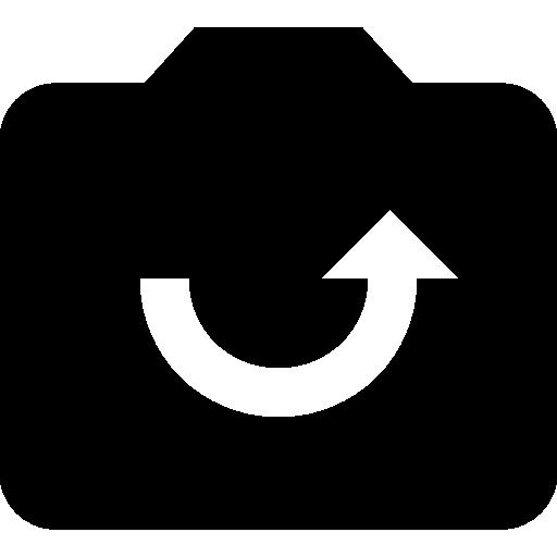 Switch Camera Button