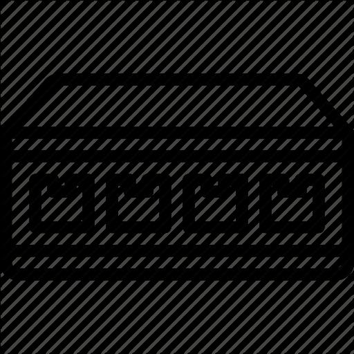 Switch Icon Schematic Diagram