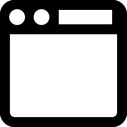 Programming Top Navigation Toolbar Icon Windows Iconset