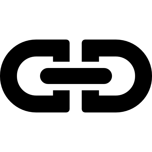 Hyperlink, Stock, Toolbar Icon