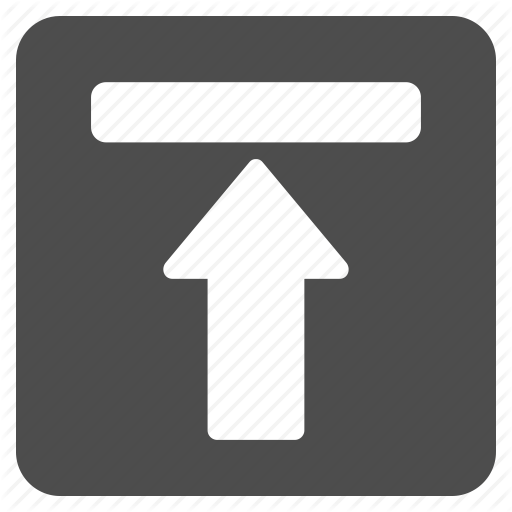 Expand, Interface, Maximize, Menu, Order, Toolbar, Upload Icon