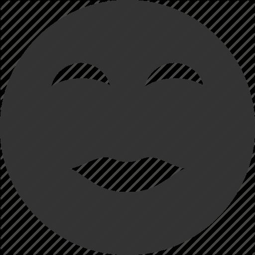 Avatar, Emotion, Face, Lady, Pleasure, Smile, Smiley Icon