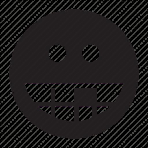 Smile, Toothless Icon