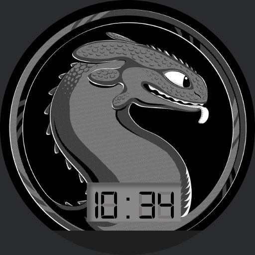 Toothless Mortal Kombat For Moto