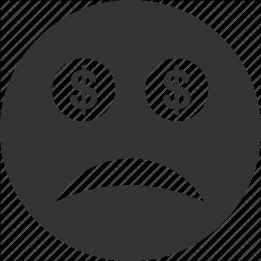 Avatar, Bankrupt, Emoticon, Emotion, Face, Smile, Smiley Icon