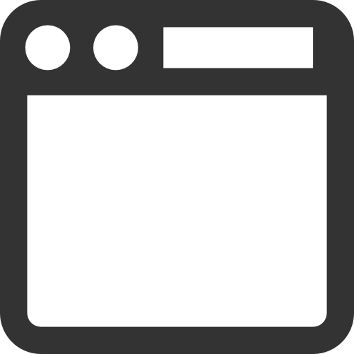 Navigation, Toolbar, Top Icon