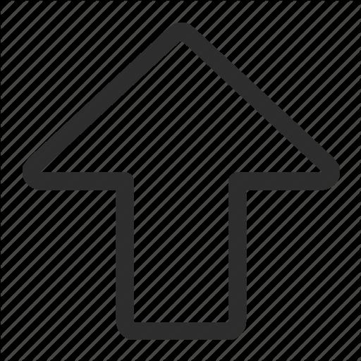 Arrow, Arrow Top, Top, Upload Icon