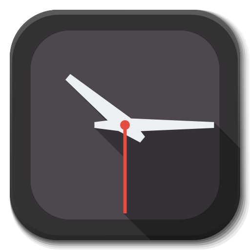 Apps Clock C Icon Flatwoken Iconset Alecive
