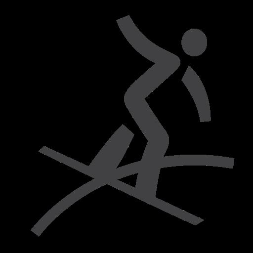 Olympic, Slopestyle, Snowboard Icon