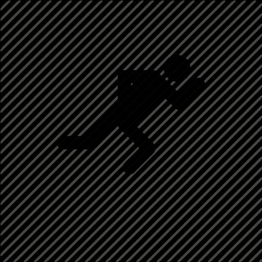 Run, Runner, Running Icon