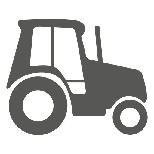 Tractor Side Icon