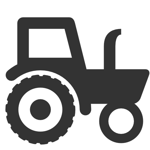 Tractor Transport, Tractor Icon Free Of Windows Icon