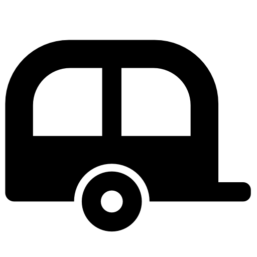 Camping Car Icon Download Free Icons