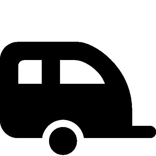 Transport Trailer Icon