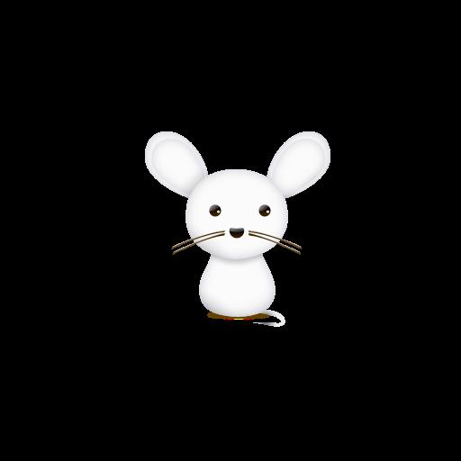 Mouse, Ratty, Rat, Trans, Animal Icon