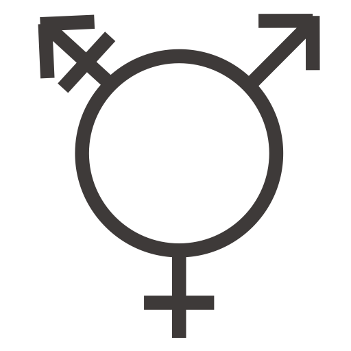 Transgender, Shapes, Masculine Icon With Png And Vector Format