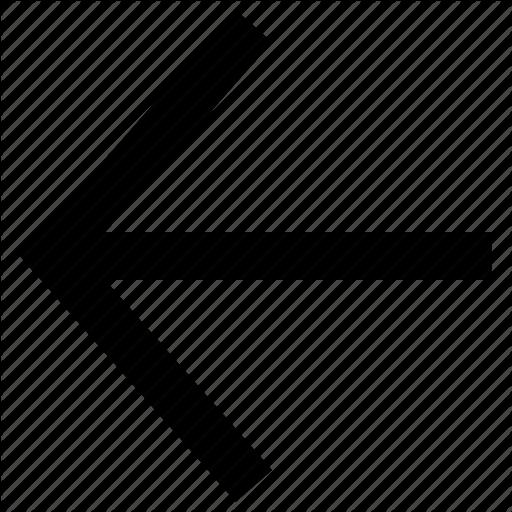 Arrow, Arrow Icon, Direction, Left, Left Arrow, Left Direction Icon