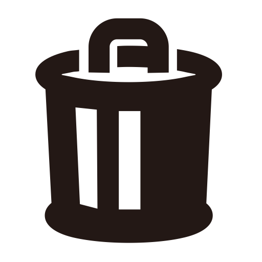 Garbage Can, Garbage Can, Rubbish Bn Png And Vector For Free