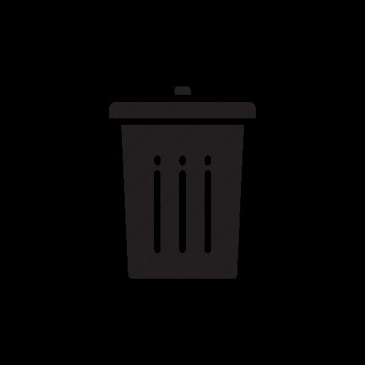 Download Recycle,trash,bin,garbage,trashcan Icon Inventicons