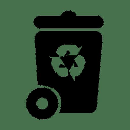 Recycle Trash Symbol