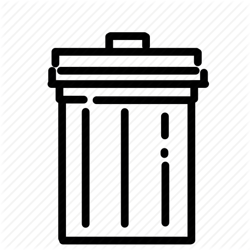 Trash Icon Android