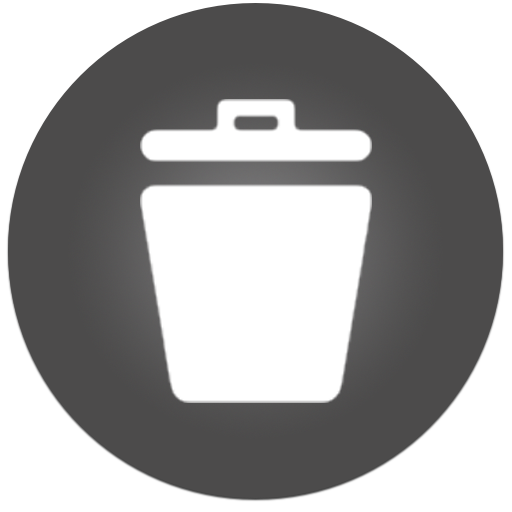 Alt, Trash Icon